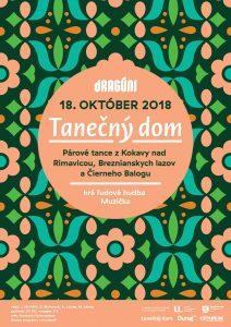 TANEČNÝ DOM, KC DUNAJ – 18.10.2018