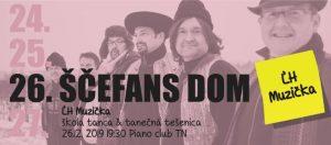 ŠČEFANS DOM, TRENČÍN – 26.12.2019